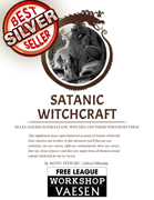 Satanic Witchcraft: A Supplement for the Vaesen RPG