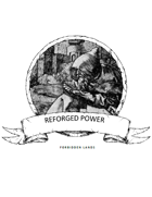 Reforged Power (for Forbidden Lands)