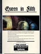 Symbaroum Adventure: Queen in Filth