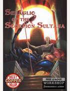Seraglio of the Scorpion Sultana