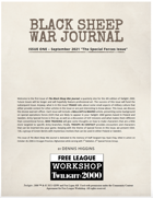 Black Sheep War Journal 01