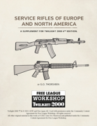 Service Rifles of Europe and North America