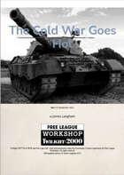 Twilight 2000: Cold War Goes Hot vol 1.1