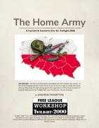 Twilight 2000: The Home Army Scenario Site & Faction