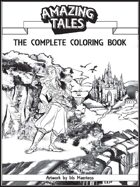 Amazing Tales Coloring Book
