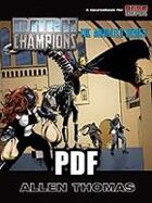 Dark Champions: The Animated Series - PDF