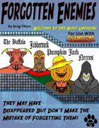 Forgotten Enemies #5