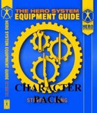 HERO System Equipment Guide Character Pack