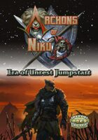 Archons of Nikud Jumpstart