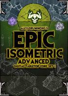Epic Isometric Digital tabletop core set Advanced