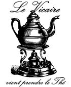 Le Vicaire vient prendre le thé