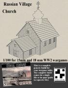 Russian Village Church