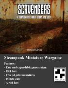 Scavengers Wargame