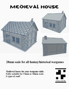 Medieval House Model 1