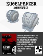 Kugelpanzer - HOT WAR