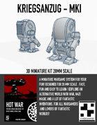 KriegsAnzug - MKI for Hotwar
