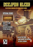 Enciclopedia Belicosa number 4 - Landships Edition