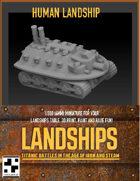 Human Landship for Landships Game