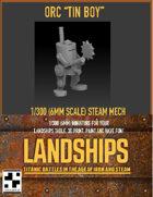 Orc Tin Boy - Steam Mech