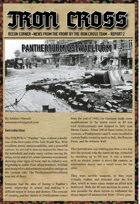 Pantherturm for Iron Cross
