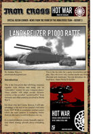 Landkreuzer Ratte for Iron Cross