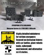 Cyberpunk Buildings