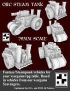 Orc Steam Tank