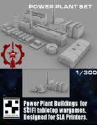 Power Plant Set