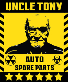 Uncle Tony Wastelands Spare Parts