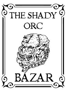 Shady Orc Bazar