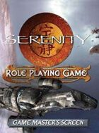 Serenity Game Master's Screen