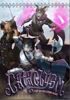 CATaclysm: The Roleplaying Game Core Rulebook