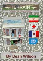 COLD WAR3! TERRAIN: Flags & Banners 1939-present