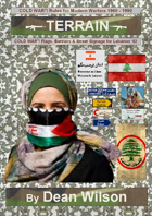 TERRAIN: Flags, Banners & Street Signage for Lebanon '82