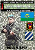 VDV & Airborne Forces: the VDV, Spetznatz & 3iD