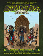 Mutant Bastards - Adventures in the New West