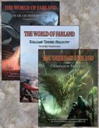World of Farland Campaign Settings [BUNDLE]
