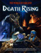World of Farland: Death Rising Adventure