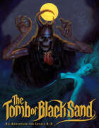 Tomb of Black Sand - FoundryVTT Module