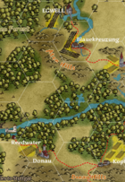Reedwater Area Map