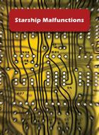 Starship Malfunction Cards