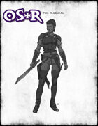 The Marshal (O,S,+R New Class)