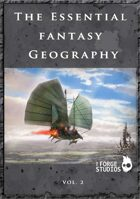 The Essential Fantasy Geography volume 2.