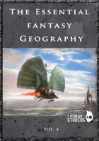 The Essential Fantasy Geography volume 4.