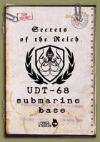 'Secrets of the Reich - UDT-68 submarine base