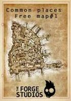 Common places - free map#1