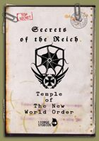 'Secrets of the Reich - Temple of the New World Order