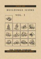 Buildings icons vol1