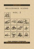Buildings icons vol2