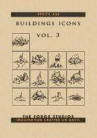 Buildings icons vol3